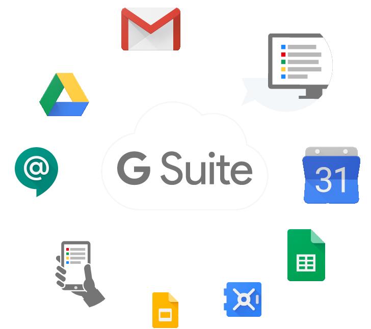 業務の効率を劇的に上げる G Suite