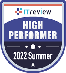 ITreview Grid Award High Performer 受賞