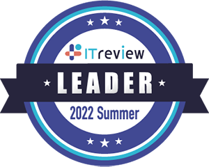 ITreview Grid Award Leader 受賞